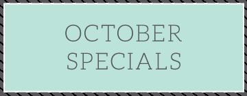 OctoberSpecials