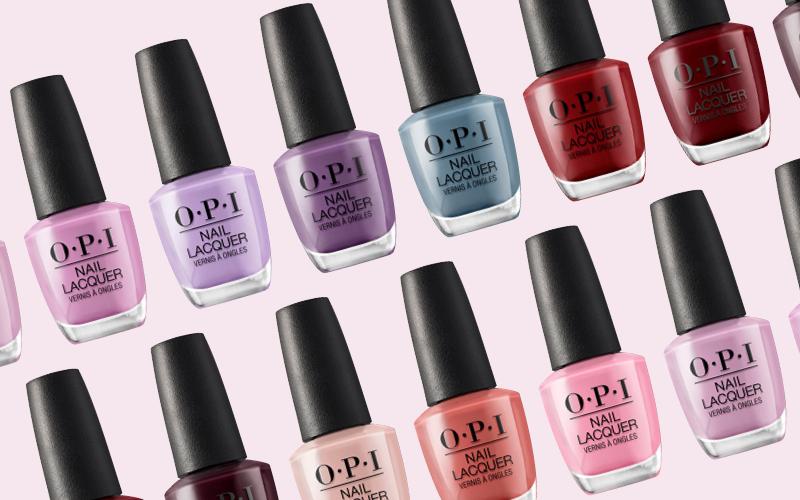 Kathie Lee Gifford Opi Nail Polish | Best Nail Designs 2018